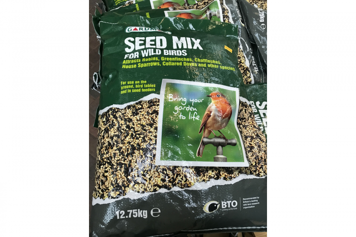Seed Mix for Wild Birds