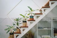 Home trend: 4 x stair and hallway decoration